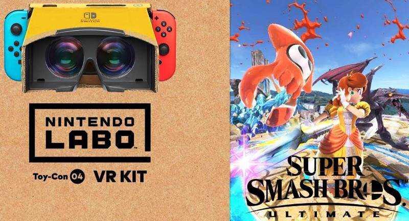 Super Smash Bros. Ultimate VR Support