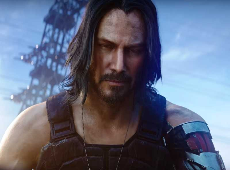 Cyberpunk 2077 Features Keanu Reeves E3 2019