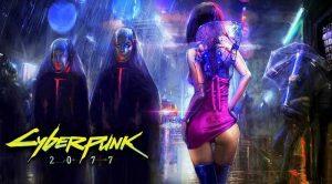 Cyberpunk 2077 at E3 2019