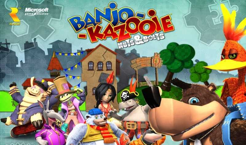 Banjo-Kazooie: Nuts & Bolts Should Have Been a Standalone IP