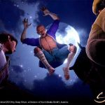 Shenmue III Fight
