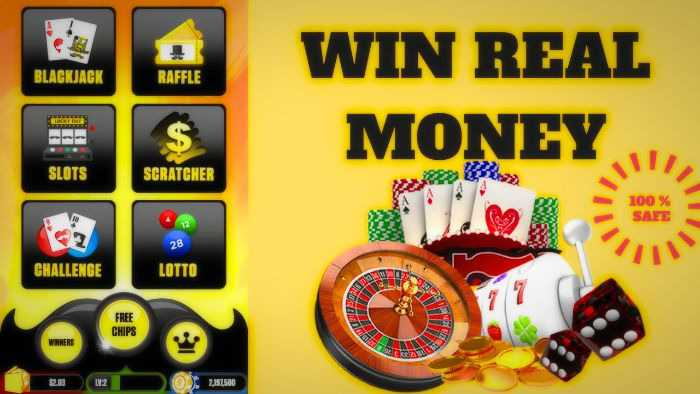 Games That You Can Win Real Money